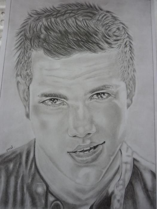 Taylor Lautner by Norbi